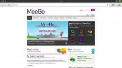 MeeGo Chrome Browser