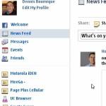 Facebook Desktop - UC 7.8 Nokia N8