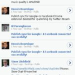 Google Plus Rich Symbian^3