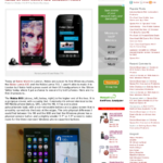 Nokia N9 Firefox Mobile - WapReview