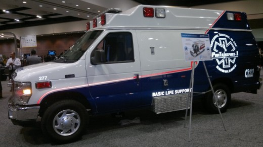 Connected Ambulance