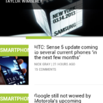 Android and Me Homepage