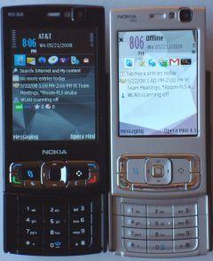 2 N95's