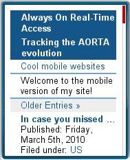 AORTA Mobile