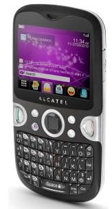 Alcatel Yahoo Phone