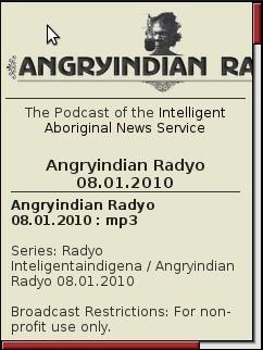 Angryindian Radio Mobile