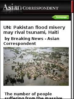 Asian Correspondent Mobile