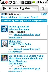 BlogTalkRadio