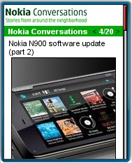 Nokia Conversations Mobile