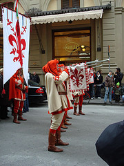 Easter Parade of the Guildsmen, Firenze
