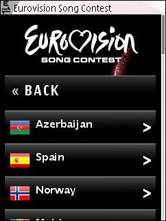 Eurovision Mobile