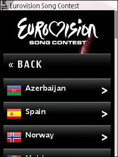 Eurovision Mobile