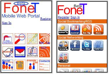 Fonet Old and New