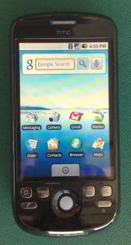 Googe I/O Phone