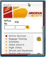 Iberia.com Mobile
