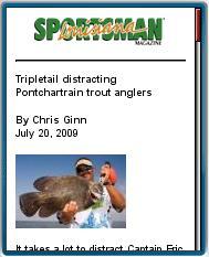 Louisianna Sportsman Mobile Site