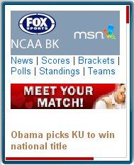 MSN/Fox NCAA