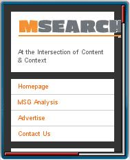 MSearchGroove Mobile Web Version