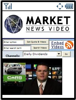 Market News Video
