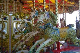Merry-Go-Round Ponies