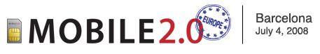 Mobile 2.0 Europe Logo