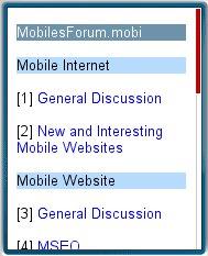 MobilesForum