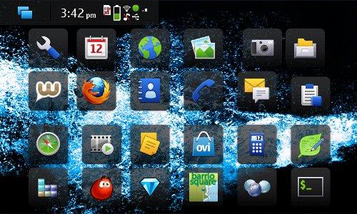 N900 Launcher