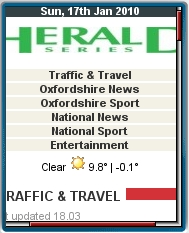 Oxfordshire Herald Mobile