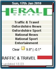 Oxfordshire Herald Mobile