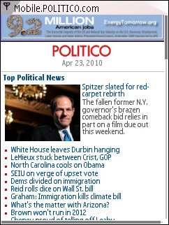 Politico Mobile