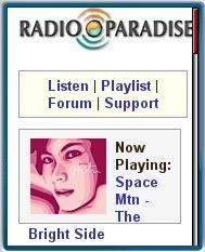 Radio Paradise Mobile
