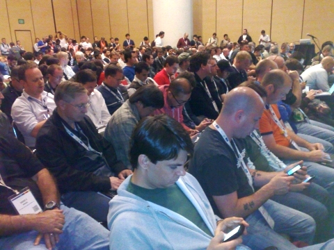 SRO Android Session At I/O 2009