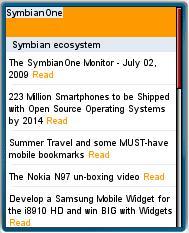 SymbianOne Mobile