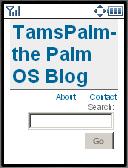 TamsPalm
