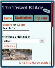 The Travel Editor Mobile