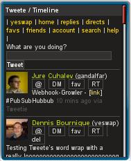 Tweete - Dark Theme