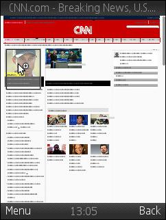 UCWEB7 - CNN zoomed out