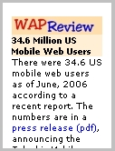 Image: Wap Review Mobile