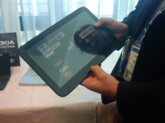 The WeTab demoed at MeeGo Develop Day