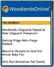 Woodlands (TX) Online