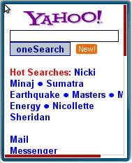 Yahoo Mobile Lite