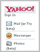 Image New Yahoo Mobile