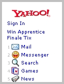 Image Old Yahoo Mobile