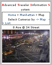 ATIS NYC Traffic Cam Image