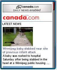 Canada.com Mobile