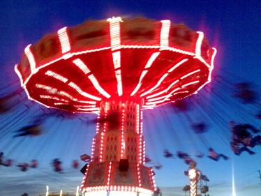 Carnival Ride Image