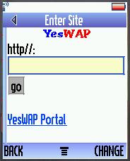 Enter Site Image