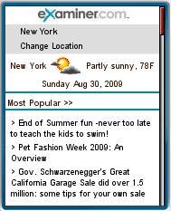Examiner.com Mobile