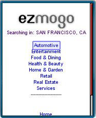 ezmogo mobile web coupons