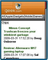 Geek.com Mobile